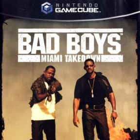 Bad Boys: Miami Takedown is listed (or ranked) 25 on the list List of Gamecube Games