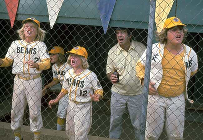 The Bad News Bears is listed (or ranked) 3 on the list What Was The Best Comedy Movie The Year You Were Born?
