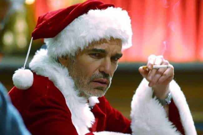 Bad Santa is listed (or ranked) 3 on the list Pretty Good Christmas Movies You Can Watch On Netflix Right Now