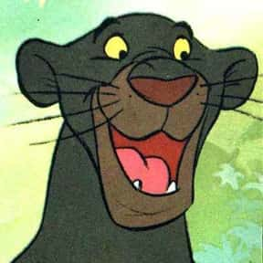 Bagheera is listed (or ranked) 12 on the list The Greatest Cats in Cartoons & Comics, Ranked by Fans