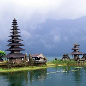 Bali is listed (or ranked) 22 on the list The Best Honeymoon Destinations