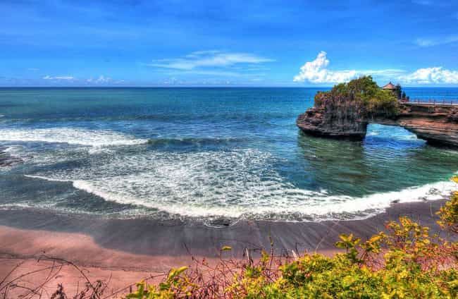 Bali is listed (or ranked) 4 on the list The Best Beach Destinations for a Family Vacation