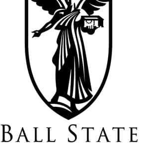 Ball State University is listed (or ranked) 1 on the list All MAC Schools