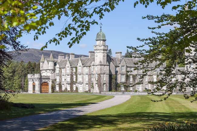 Balmoral Castle is listed (or ranked) 1 on the list Which Royal Residence Would You Most Want To Live In?