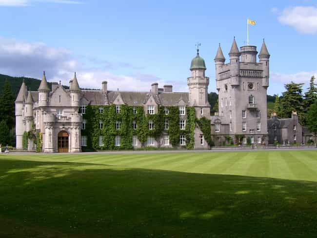 Balmoral Castle is listed (or ranked) 1 on the list Which Royal Residence Would Be The Best Vacation Destination?
