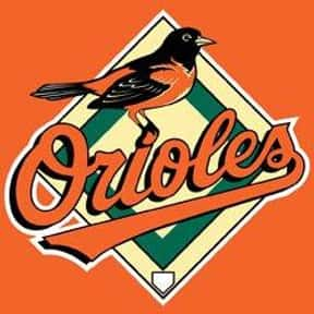 Baltimore Orioles is listed (or ranked) 20 on the list Baseball Teams With The Most Annoying Fans