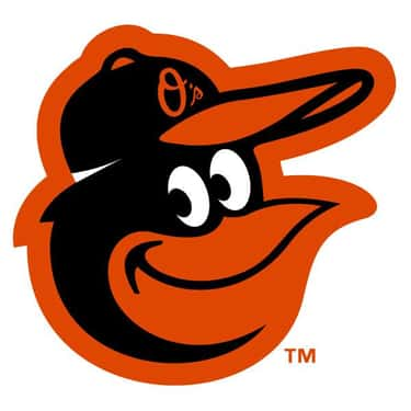 Baltimore Orioles is listed (or ranked) 1 on the list The Coolest Baseball Team Logos Of All Time