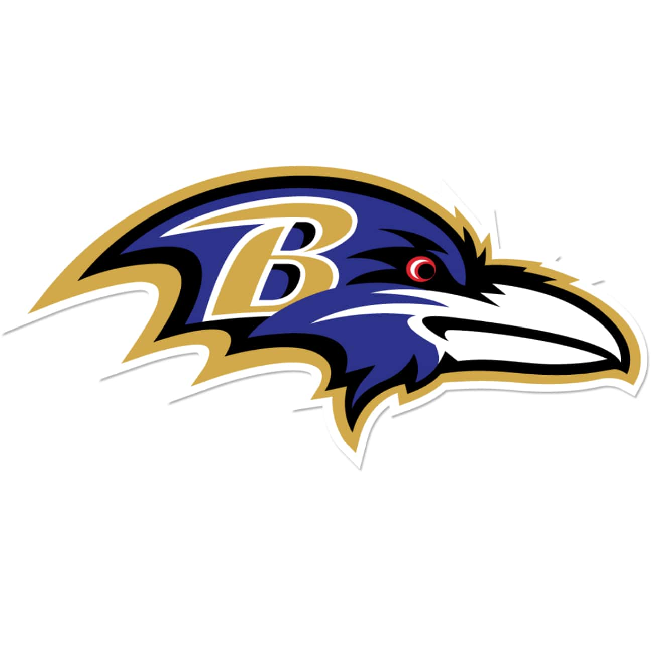 Baltimore Ravens is listed (or ranked) 2 on the list The Best Sports Teams Named After Birds