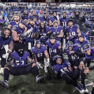 Baltimore Ravens is listed (or ranked) 2 on the list Who Do You Think Will Win Super Bowl LIV?