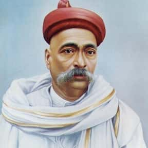 Bal Gangadhar Tilak is listed (or ranked) 4 on the list Freedom Fighters of India