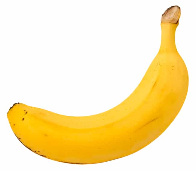 Banana is listed (or ranked) 3 on the list The Best Foods for IBS