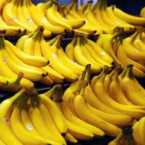 Banana is listed (or ranked) 3 on the list The Best Tropical Fruits