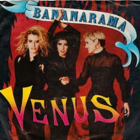 Bananarama is listed (or ranked) 9 on the list The Best Pop Music Trios Of All Time