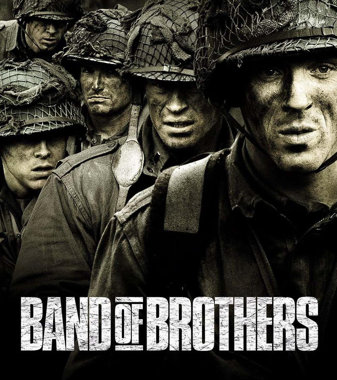 Band of Brothers is listed (or ranked) 3 on the list TV Shows Produced By Tom Hanks