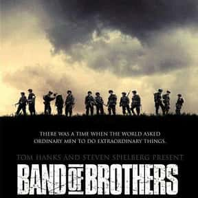 Band of Brothers is listed (or ranked) 4 on the list The Top Tearjerker Movies That Make Men Cry