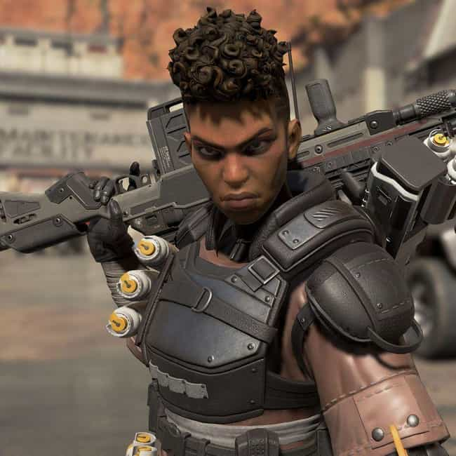 Bangalore is listed (or ranked) 4 on the list All The Legends In 'Apex Legends,' Ranked
