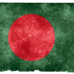 Bangladesh is listed (or ranked) 5 on the list The Countries In Asia