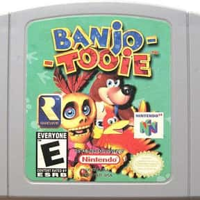 Banjo-Tooie is listed (or ranked) 1 on the list The Best Games For Kids on Xbox Game Pass