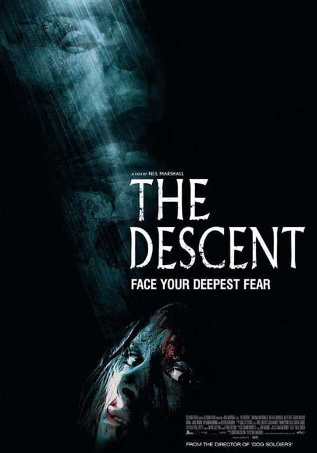 The Descent is listed (or ranked) 1 on the list Pretty Good Horror Movies That Take Place In Caves And Underground