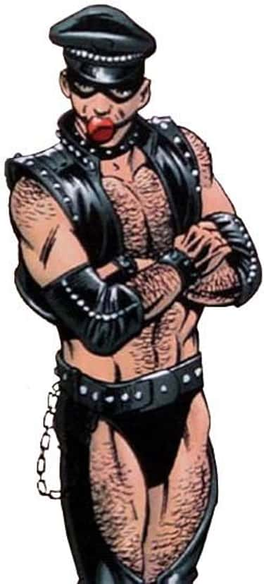 Leather Boy is listed (or ranked) 2 on the list The Most Ridiculous Superheroes Ever