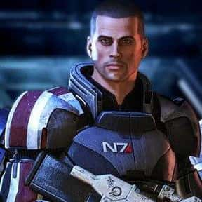 Commander Shepard is listed (or ranked) 14 on the list The Most Hardcore Video Game Heroes of All Time