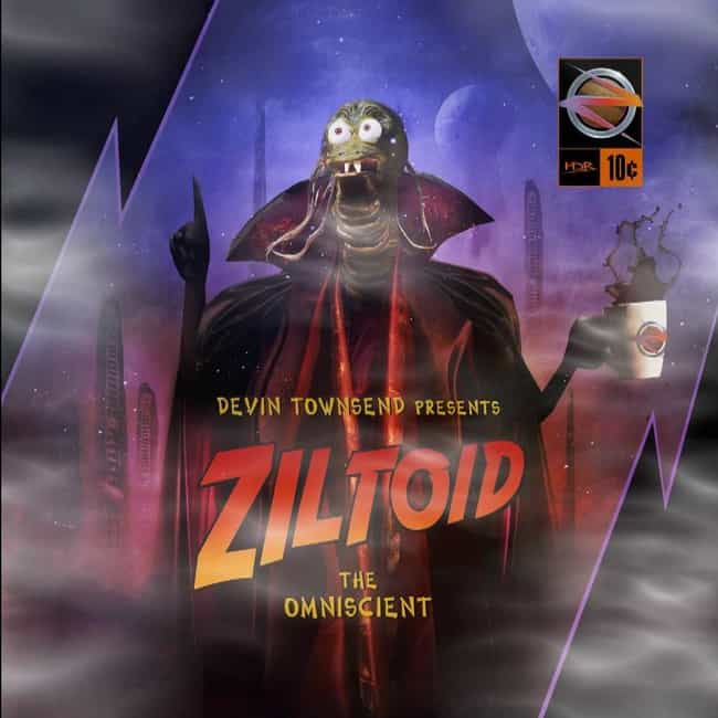 Ziltoid the Omniscient is listed (or ranked) 3 on the list The Best Devin Townsend and Strapping Young Lad Albums, Ranked