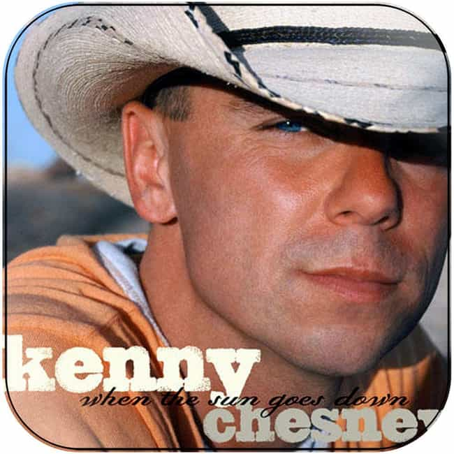 When the Sun Goes Down ... is listed (or ranked) 2 on the list The Best Kenny Chesney Albums of All Time