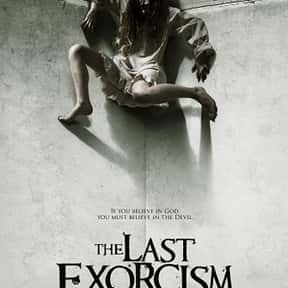 The Last Exorcism is listed (or ranked) 19 on the list The Best PG-13 Horror Movies