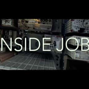 Inside Job is listed (or ranked) 18 on the list The Best Movies About Business