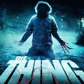 The Thing is listed (or ranked) 12 on the list The Best Alien Horror Movies Ever Made