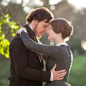 Jane Eyre is listed (or ranked) 2 on the list Great Period Movies Set in the 19th Century