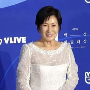 Kim Hye-ja is listed (or ranked) 6 on the list The Best Korean Actresses Of All Time
