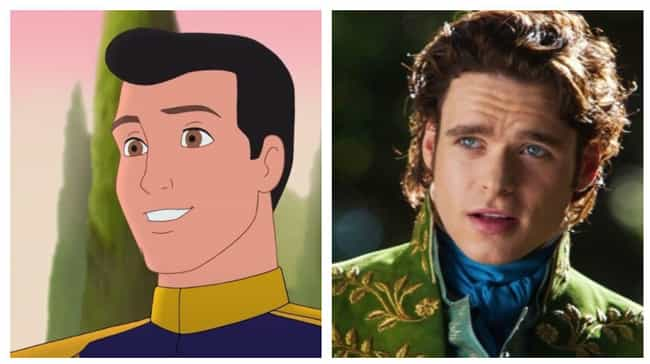 Actors Who Played Animated Disney Characters