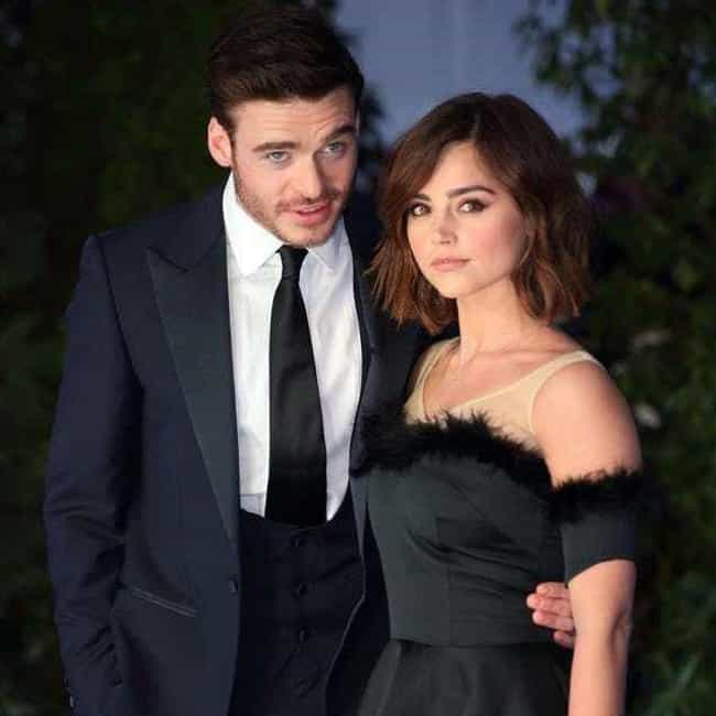 Richard Madden is listed (or ranked) 3 on the list Jenna Coleman Loves and Hookups