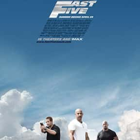 Fast Five is listed (or ranked) 11 on the list The Best Car Racing Movies That Really Put The Pedal To The Metal