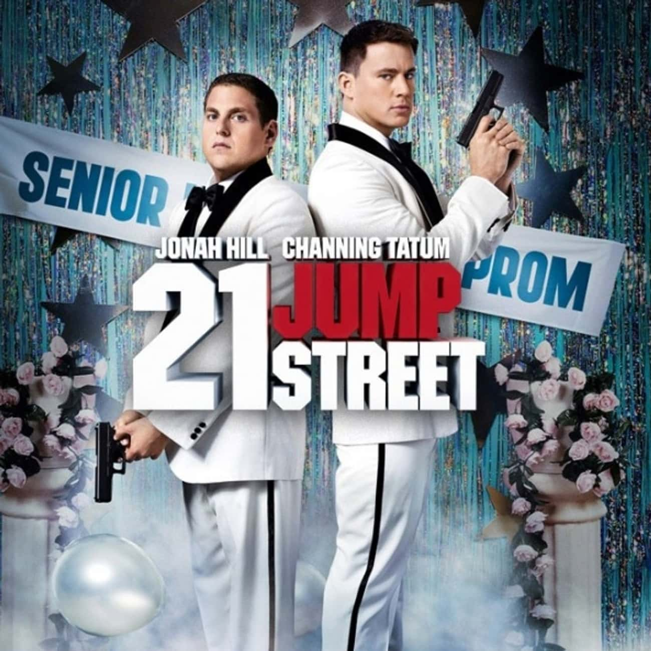21 Jump Street is listed (or ranked) 1 on the list The Funniest Teen Parody Movies, Ranked