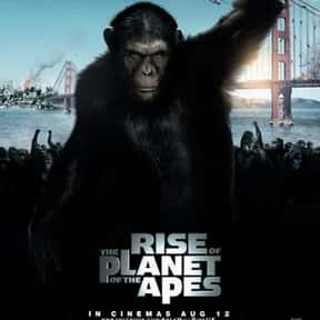 Rise of the Planet of the Apes is listed (or ranked) 23 on the list The Best Movies About Disease Outbreaks