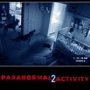 Paranormal Activity 2 is listed (or ranked) 21 on the list The Most Horrifying Found-Footage Movies