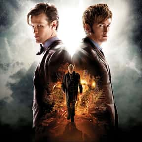The Doctor is listed (or ranked) 3 on the list The Best Alien Characters of All Time