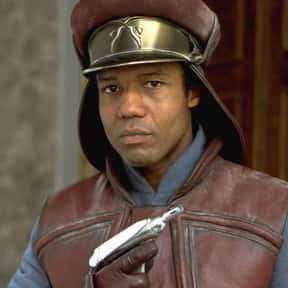 Captain Panaka is listed (or ranked) 22 on the list Which 'Star Wars' Character Is The Best Skateboarder?