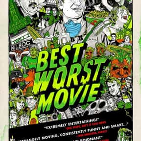 Best Worst Movie is listed (or ranked) 10 on the list The Best Documentary Movies On Shudder