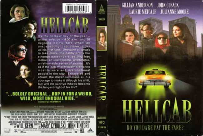 Chicago Cab is listed (or ranked) 3 on the list VHS Covers That Sold A Totally Different Movie