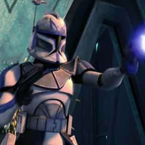 Captain Rex is listed (or ranked) 12 on the list Vader to Binks: Best to Worst Star Wars Characters