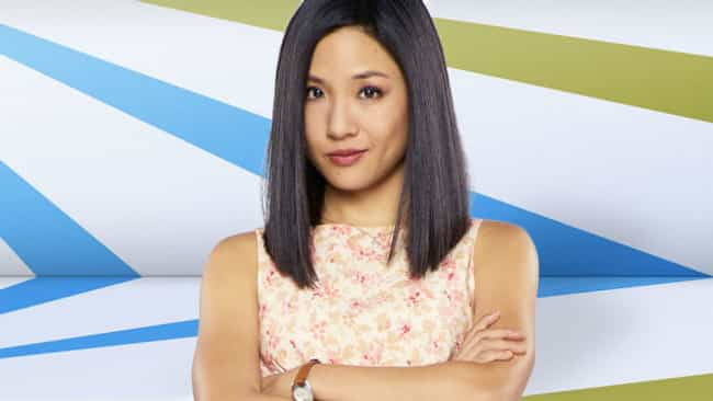 Constance Wu is listed (or ranked) 4 on the list Stars You Hope Get More Famous In 2019