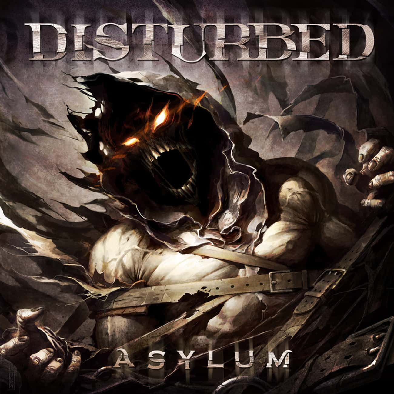 Asylum is listed (or ranked) 4 on the list The Best Disturbed Albums of All Time
