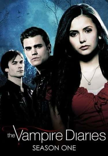 The Vampire Diaries - Season 1 is listed (or ranked) 5 on the list The Best Seasons of 'The Vampire Diaries'