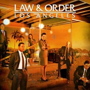 Law & Order: LA is listed (or ranked) 12 on the list The Best Dick Wolf Shows and TV Series