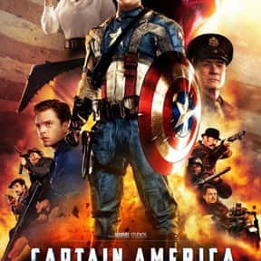 Captain America: The First Ave is listed (or ranked) 6 on the list Great Movies So Patriotic, They Are Basically American Propaganda