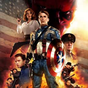 Captain America: The First Ave is listed (or ranked) 14 on the list The Best PG-13 Fantasy Movies
