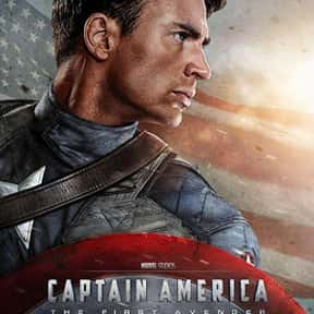 Captain America: The First Ave is listed (or ranked) 4 on the list The Best PG-13 Action Movies